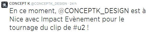 tweet concept k