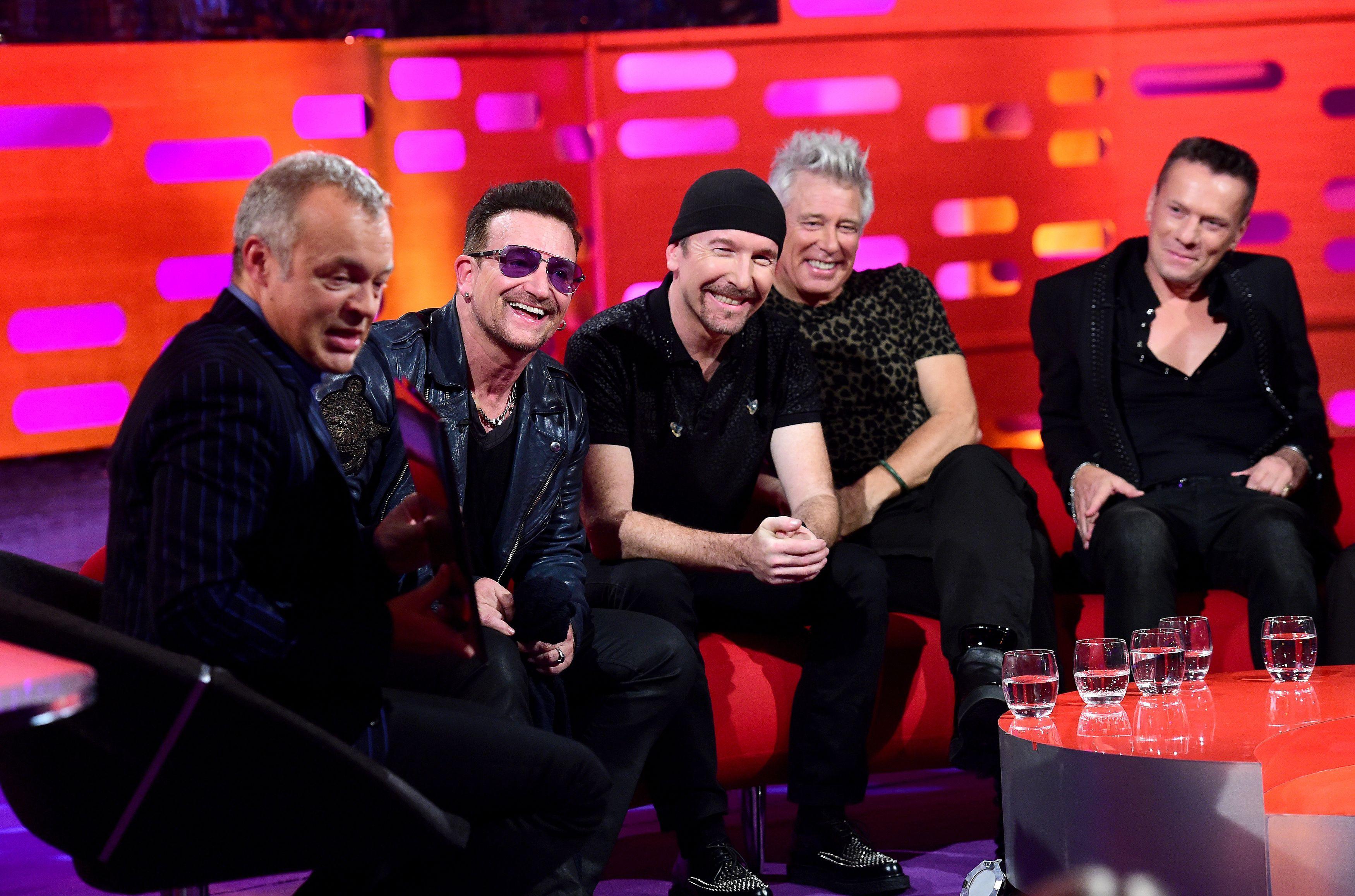Update Stasera Su Bbc One U2 Il Live Di Ieri Sera Al