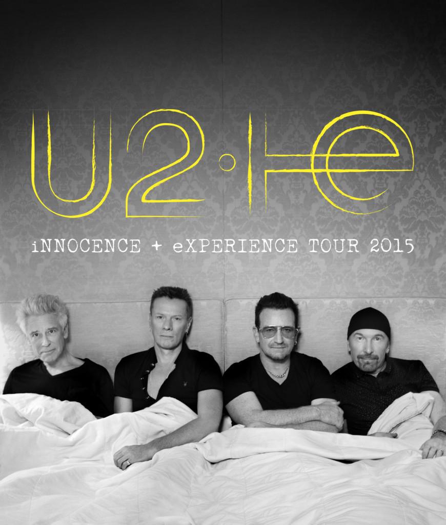 U2-Innocence-Experience-Tour-Schedule