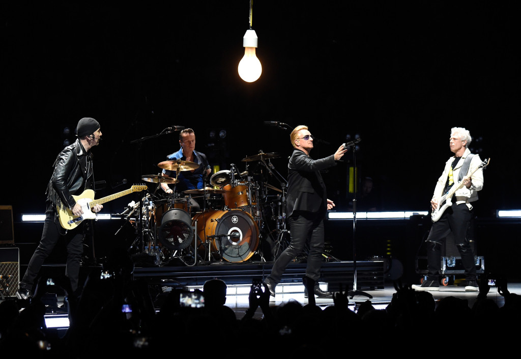U2 iNNOCENCE + eXPERIENCE Tour Opener - Vancouver