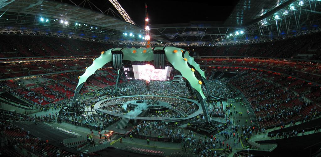 Wembley 2009