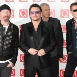 Gli U2 ai Q Awards del 2011