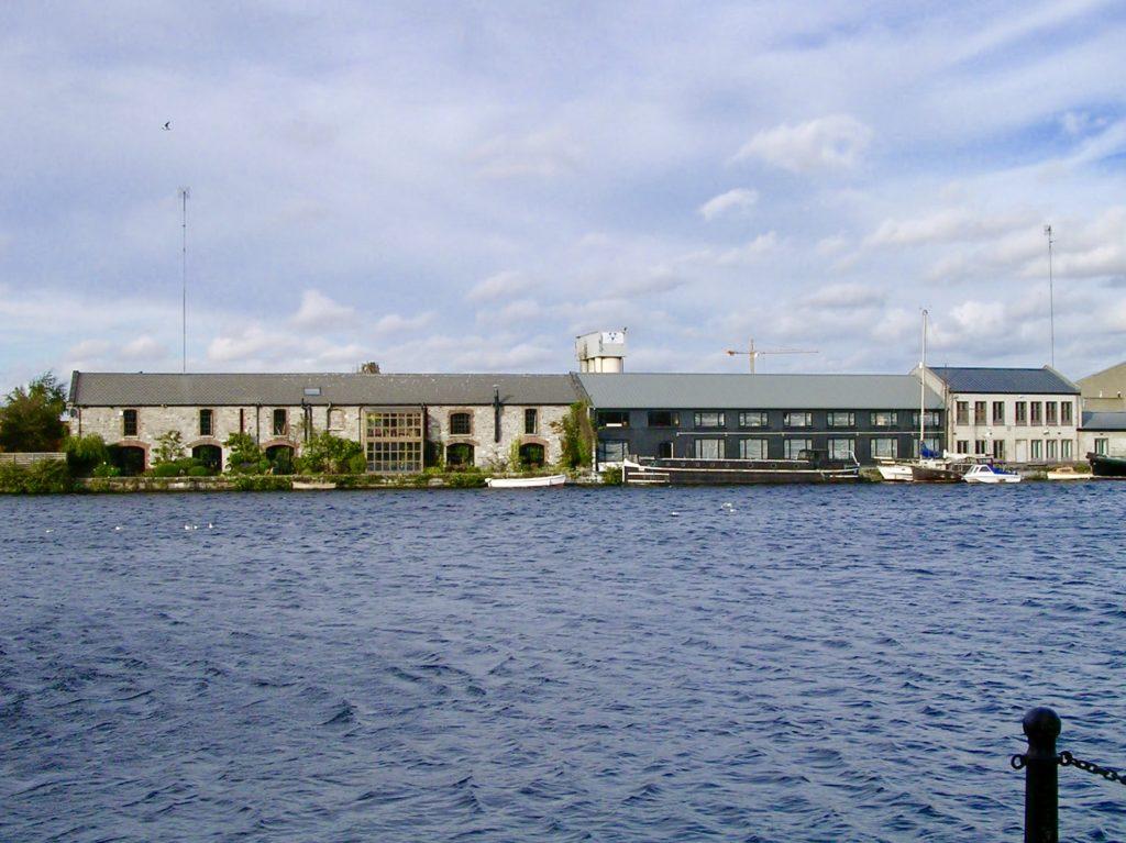Hanover Quay Studios 2002