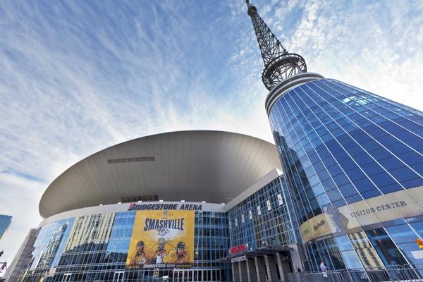 Nashville Bridgestone Arena