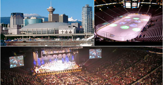 Rogers Arena