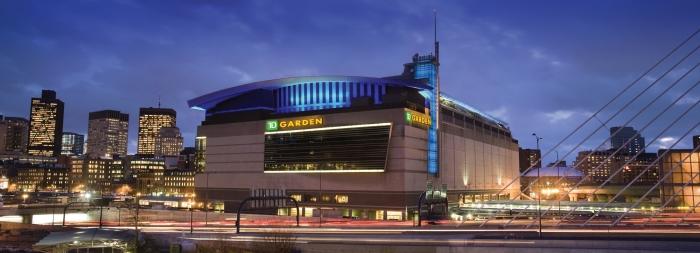 Garden Arena Boston