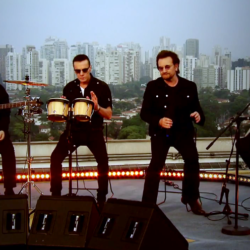 u2-san-paolo-brasile-tetto-rooftop