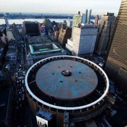 Madison Square Garden 2018